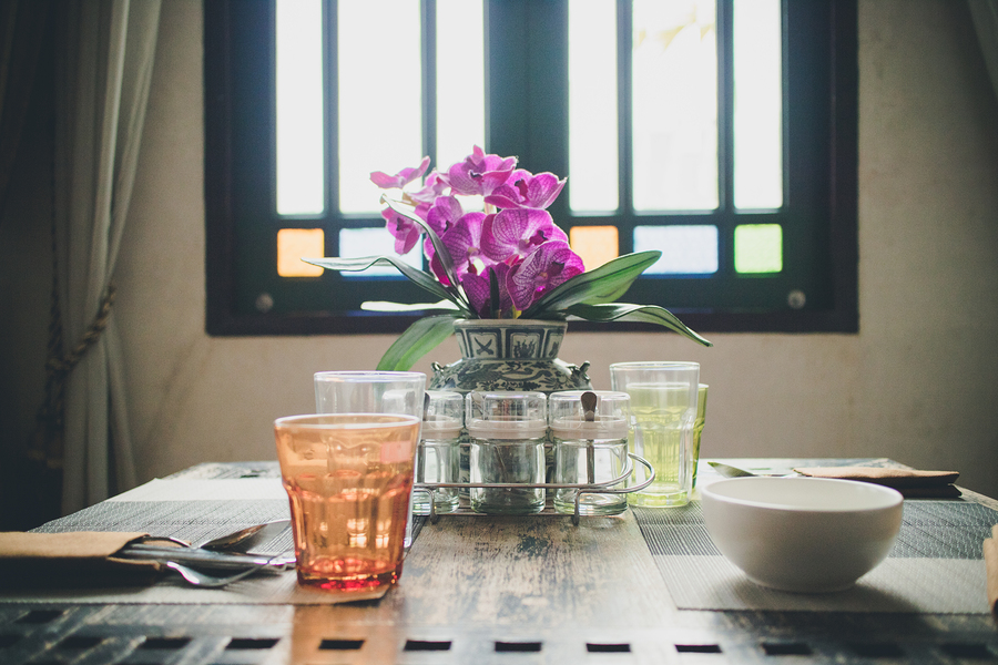 3 Simple Ways to Declutter Your Dining Area