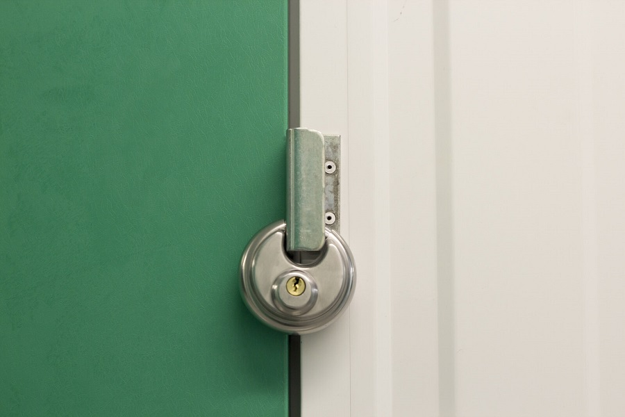Disc Locks for Storage Units: The Key to Deterring Theft