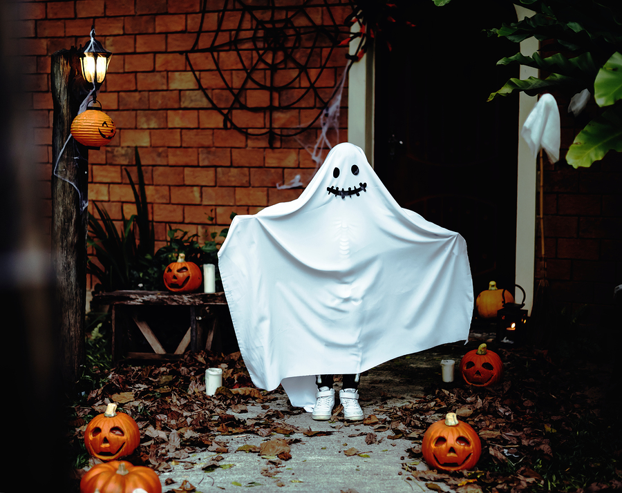 Easy DIY Halloween Costumes for Boys and Girls