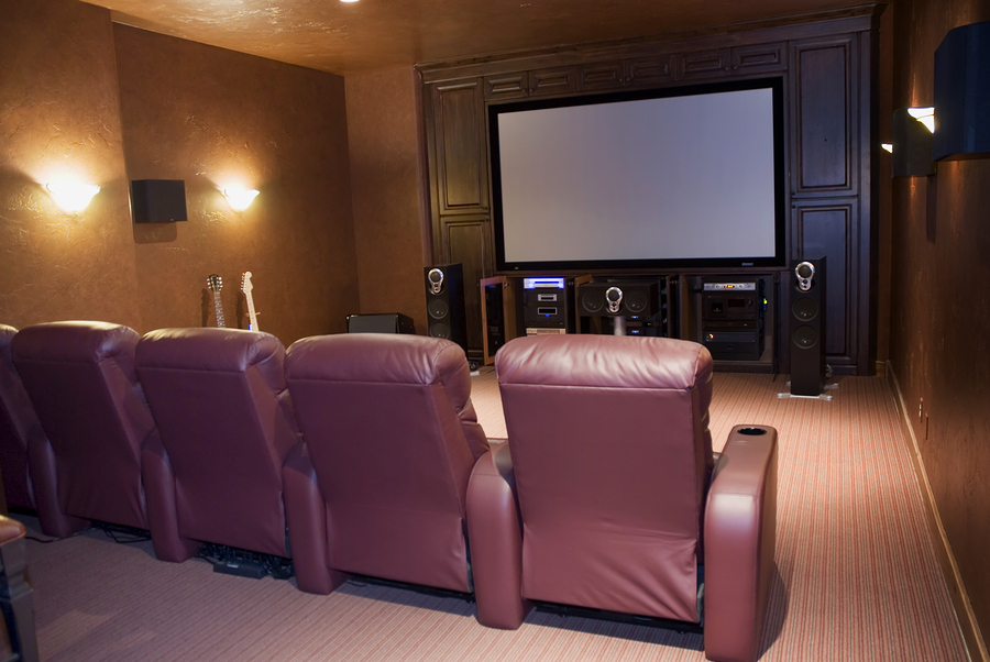 4 Tips to Transform Your Basement into a Home Theater