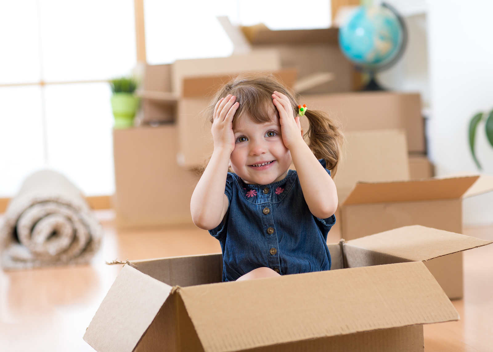 How Moving Affects Children—and How to Get the Job Done with Them Around