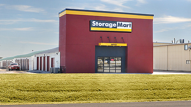 StorageMart to add 135,000 square feet of climate controlled storage in Lee's Summit, MO by first quarter of 2020