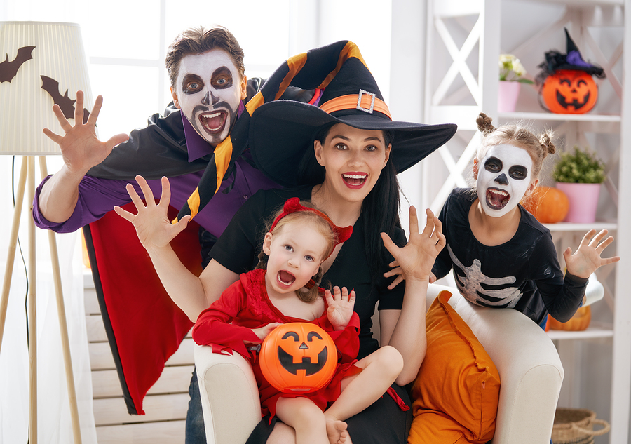 How to Store Halloween Decorations and Costumes the Right Way
