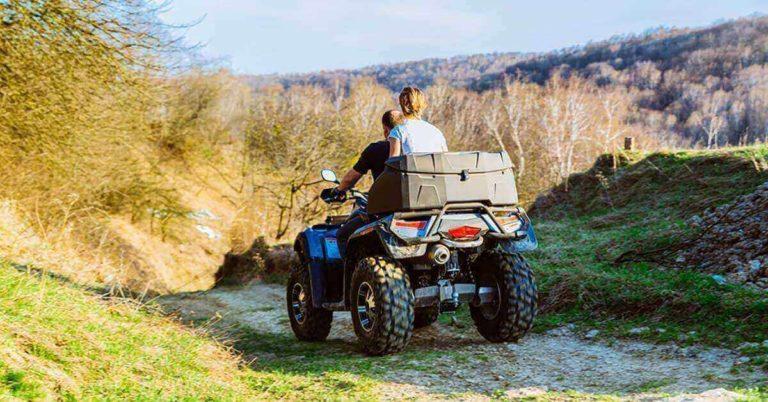 Recreational Vehicle and ATV Winter Storage