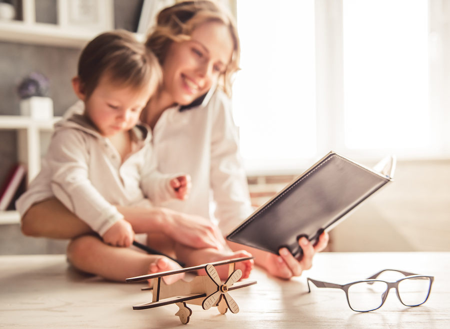 Women's History Month Part 2: Time Management Tips for Moms
