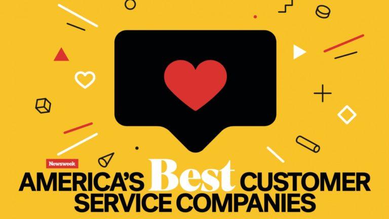 StorageMart with Newsweek award for best customer service