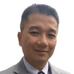 A headshot of Ray Ko